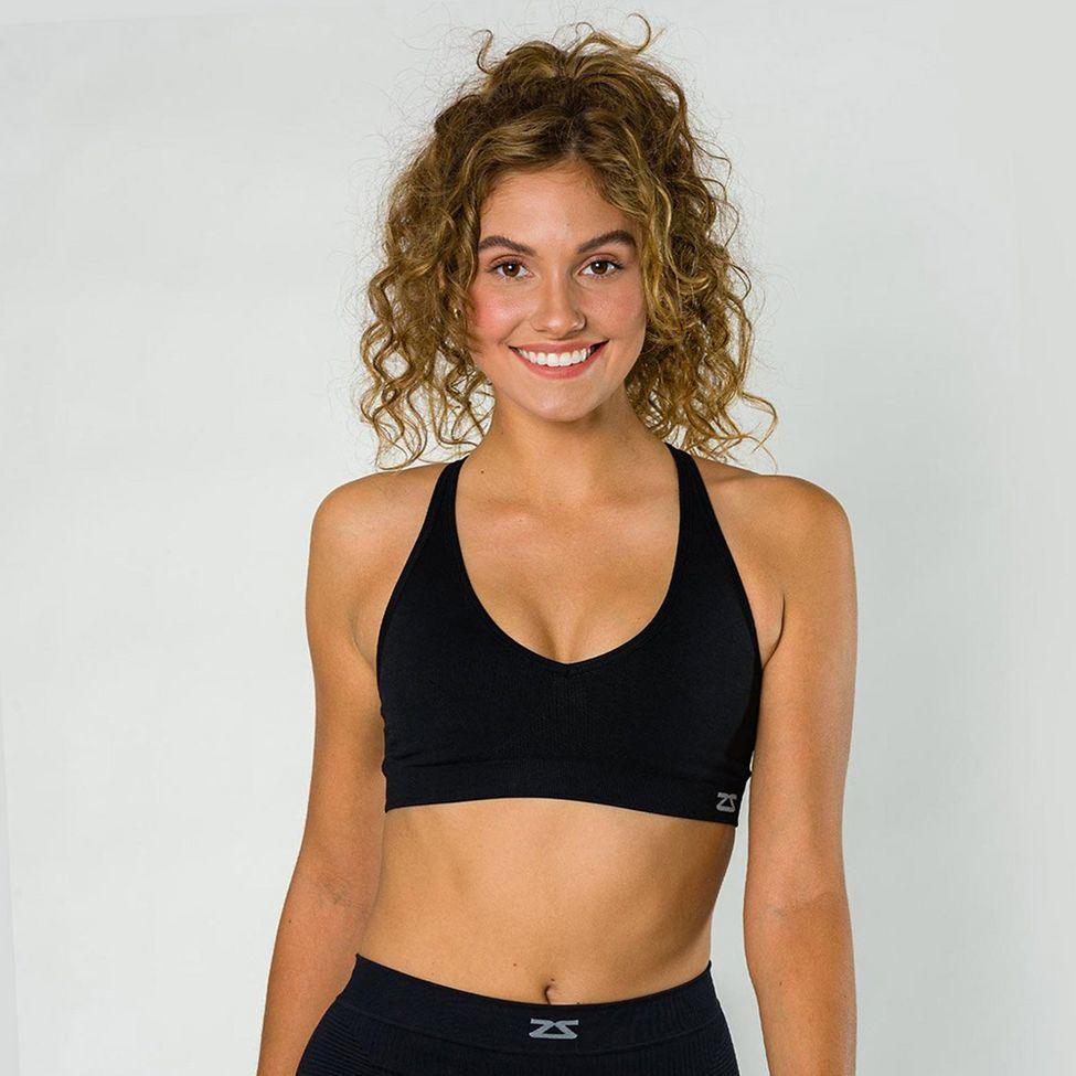 6a51ef8d30d81 Womens Zensah Racey Sports Bras at Road Runner Sports