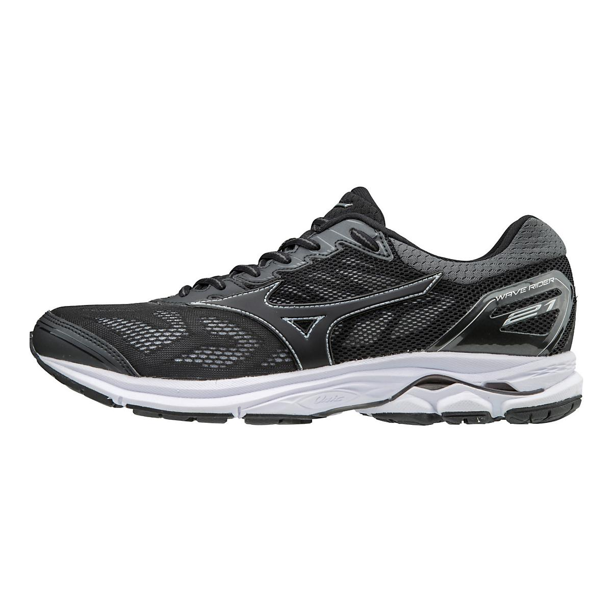 95e1f28ee3977 Men s Mizuno Wave Rider 21 Running Shoes from Road Runner Sports
