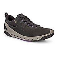Womens Ecco BIOM Venture GTX Leather Casual Shoe - Black/Black 10.5