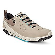 Womens Ecco BIOM Venture GTX Leather Casual Shoe - Moon Rock 39