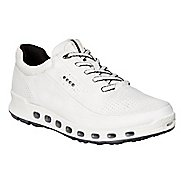 Womens Ecco Cool 2.0 GTX Leather Casual Shoe - White 38