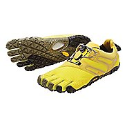 Womens Vibram FiveFingers V-Trail Running Shoe - Yellow 8