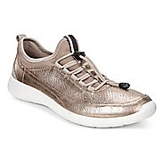 Womens Ecco Soft 5 Toggle Casual Shoe - Warm Grey 40