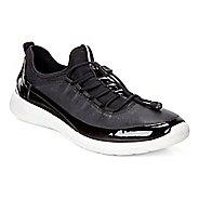 Womens Ecco Soft 5 Toggle Casual Shoe - Black 10.5
