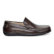Mens Ecco Classic Moc Casual Shoe - Coffee 42