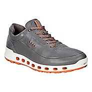 Mens Ecco Cool 2.0 Leather GTX Casual Shoe - Dark Shadow 46