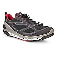 Mens Ecco Biom Venture GTX Casual Shoe - Black/Black/Brick 8.5