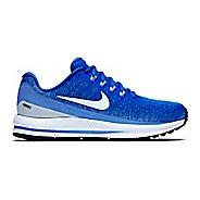 Womens Nike Air Zoom Vomero 13 Running Shoe - Blue 10.5