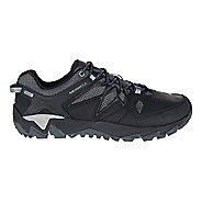 Mens Merrell All Out Blaze 2 Waterproof Hiking Shoe - Black 13