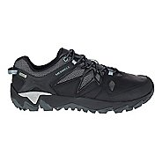 Mens Merrell All Out Blaze 2 Waterproof Hiking Shoe - Black 8.5