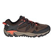 Mens Merrell All Out Blaze 2 Waterproof Hiking Shoe - Clay 10.5