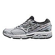 Mens Mizuno Wave Paradox 4 Running Shoe - Light Grey/Silver 9.5