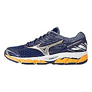 Mens Mizuno Wave Paradox 4 Running Shoe - Eclipse/Silver 11.5