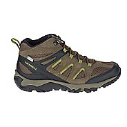 Mens Merrell Outmost Mid Vent Waterproof Hiking Shoe - Boulder 10