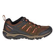 Mens Merrell Outmost Vent Hiking Shoe - Slate Black 10.5