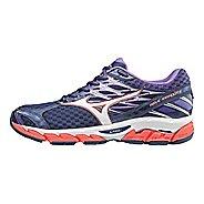 Womens Mizuno Wave Paradox 4 Running Shoe - Patriot Blue/White 7