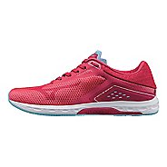 Womens Mizuno Wave Sonic Racing Shoe - Pink/Blue 8.5