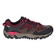 Womens Merrell All Out Blaze 2 Waterproof Hiking Shoe - Cinnamon 10
