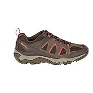 Womens Merrell Outmost Vent Hiking Shoe - Canteen 10