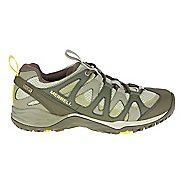 Womens Merrell Siren Hex Q2 Waterproof Hiking Shoe - Olive 11