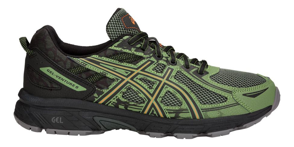 b59bf4ccf5c Mens ASICS GEL-Venture 6 Trail Running Shoe at Road Runner Sports