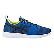 ASICS Kanmei Casual Shoe - Blue/Navy 6Y