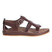 Womens Chaco Aubrey Sandals Shoe - Pinecone 9