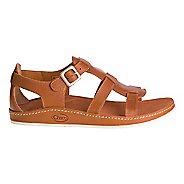 Womens Chaco Aubrey Sandals Shoe - Adobe 9