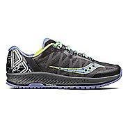 Womens Saucony Koa TR Trail Running Shoe - Grey/Blue 7.5