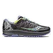 Womens Saucony Koa TR Trail Running Shoe - Violet/Aqua 10.5