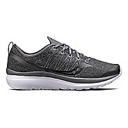 Womens Saucony Swivel Casual Shoe - Dark Grey 11