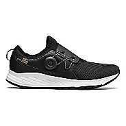 Mens New Balance Sonic v1 Running Shoe - Black/Gold 7.5