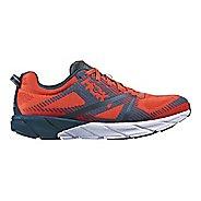 Mens Hoka One One  Tracer 2 Running Shoe - Tangerine/Pearl 10