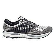 Mens Brooks Levitate Running Shoe - Black/White 10.5