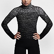 Womens Nike Pro Hyperwarm Top Cold Weather Technical Tops