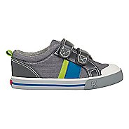 See Kai Run Russell Casual Shoe - Grey Denim 9.5C