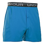 Mens Under Armour AirVent Boxer Brief Underwear Bottoms