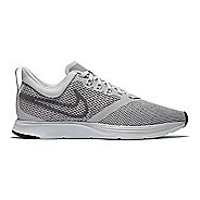 Womens Nike Zoom Strike Running Shoe - Light Grey 6