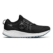 Womens New Balance Sonic v1 Running Shoe - Black/Silver 10.5