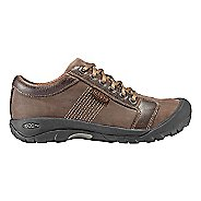Mens Keen Austin Casual Shoe - Chocolate Brown 16