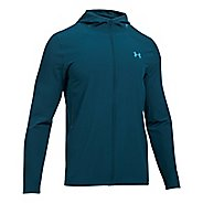 Mens Under Armour Storm Vortex Full-Zip Half-Zips & Hoodies Technical Tops