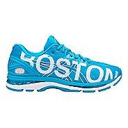 Mens ASICS GEL-Nimbus 20 Boston Running Shoe - Boston Blue 10