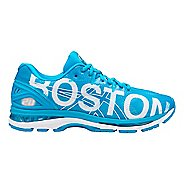 Mens ASICS GEL-Nimbus 20 Boston Running Shoe - Boston Blue 8