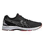 Mens ASICS GEL-DS Trainer 23 Running Shoe - Black/Carbon 8.5