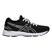 Womens ASICS GEL-DS Trainer 23 Running Shoe - Black/Silver 11