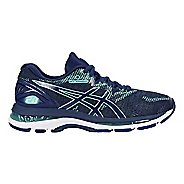 Womens ASICS GEL-Nimbus 20 Running Shoe - Indigo Blue 10