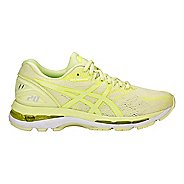 Womens ASICS GEL-Nimbus 20 Running Shoe - Yellow/Yellow 12