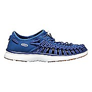 Mens Keen Uneek O2 Casual Shoe - Blue 9.5
