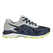 Mens ASICS GT-2000 6 Running Shoe - Dark Blue/Grey 6