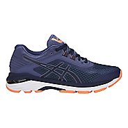 Womens ASICS GT-2000 6 Running Shoe - Indigo Blue 5